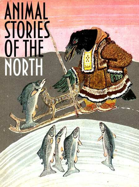 Animal Stories Of The North Mansi Folk Tale