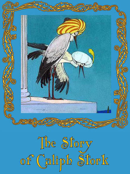 The Story of Caliph Stork Lang A.