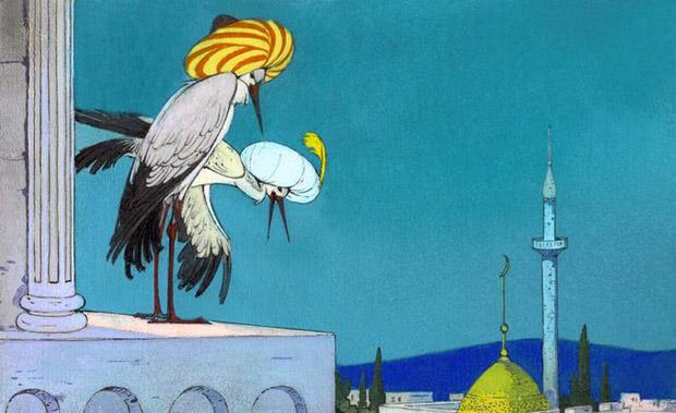 The Story of Caliph Stork