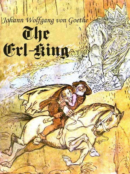 The Erl-King Goethe J.W.