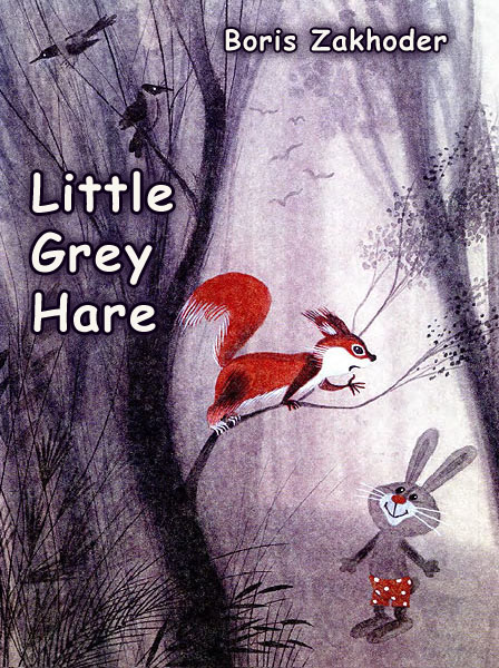 Little Grey Hare Zakhoder B.