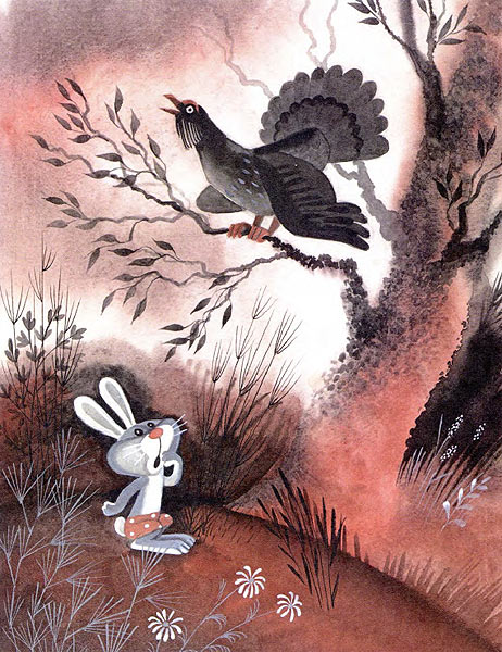 Little Grey Hare