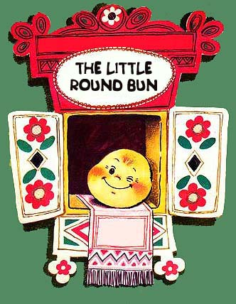 The Little Round Bun Ukrainian Folk Tale