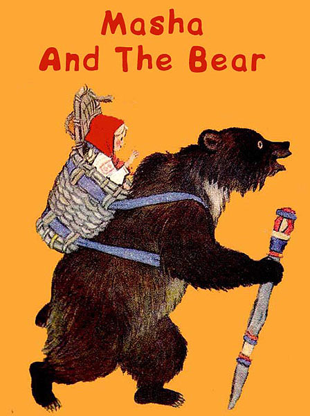 Masha And The Bear Russian Folk Tale