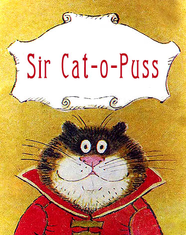 Sir Cat-o-Puss Ukrainian Folk Tale