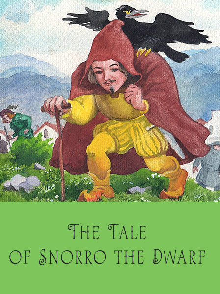 The Tale of Snorro the Dwarf Scotland Folk Tale
