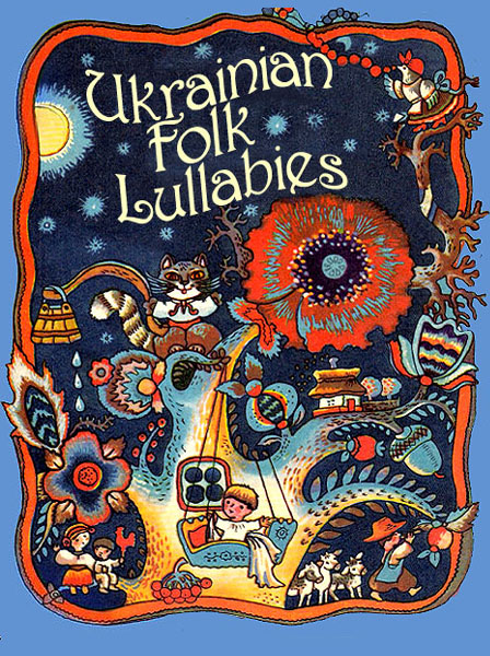 Ukrainian Folk Lullabies Poetry for Kids