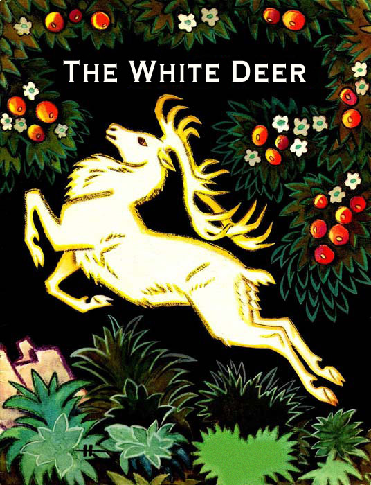 The White Deer Latvian Folk Tale